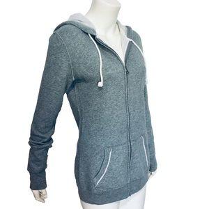 MOSSIMO SUPPLY CO | Zip Up Sweatshirt Jacket Small